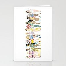 Sailor Disney Princesses Stationery Cards