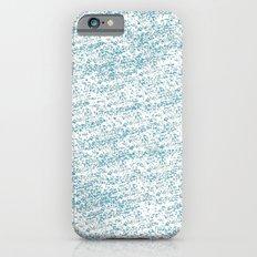 Cool Blue iPhone 6 Slim Case