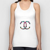 Precious Diamonds Unisex Tank Top