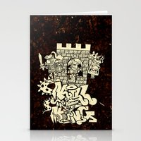 Kill The King. Stationery Cards