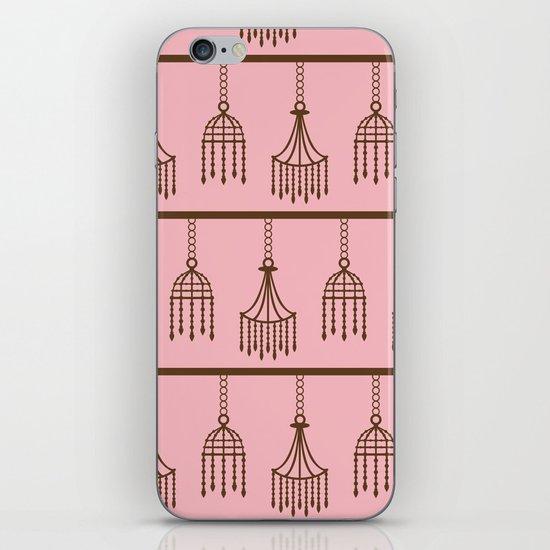 Chandeliers iPhone & iPod Skin