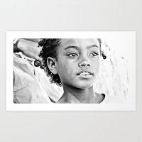 La Beauté De Madagascar… Art Print