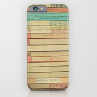 books iPhone & iPod Cases featuring Books by Cassia Beck