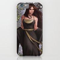 iPhone & iPod Case featuring Zodiac Art Show - Capricorn by Giorgio Baroni