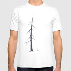 hewalk/see Mens Fitted Tee SMALL White