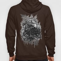 Vulture and Pine Hoody