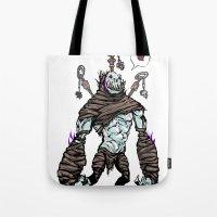 BFF - Diablo - Gargantua… Tote Bag