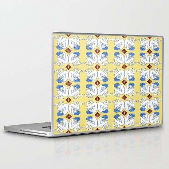Phobia Laptop & iPad Skin