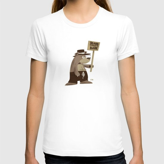 Bears want to be bare T-shirt