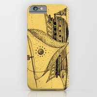 iPhone Cases featuring Warship by Red Drago