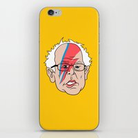 Bowie Sanders iPhone & iPod Skin