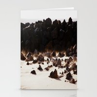 By the Rock Stationery Cards
