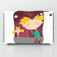 Arnold iPad Case