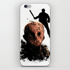 Jason Voorhees: Monster Madness Series iPhone & iPod Skin