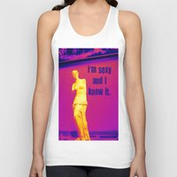 I'm sexy and I know it - Venus edition Unisex Tank Top