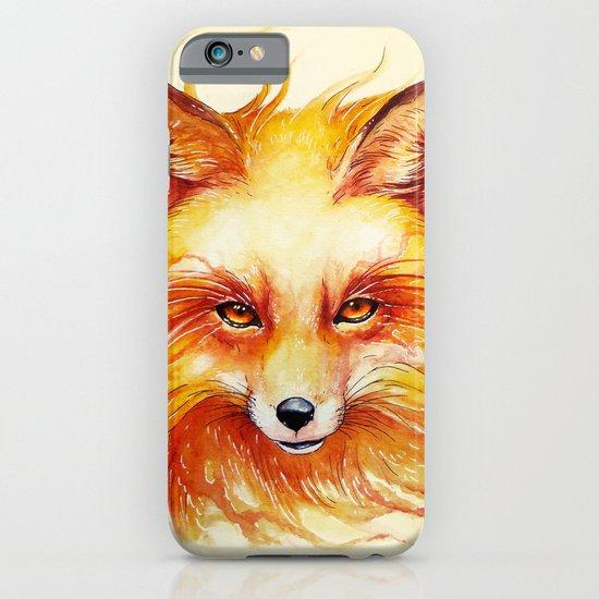 """Spirits of the Seasons - Autumn"" iPhone & iPod Case"