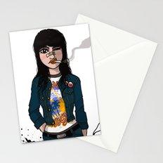 Rock Chick Stationery Cards
