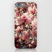 iPhone & iPod Case featuring Partially Pink by Jillian Michele