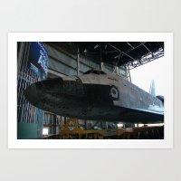 Atlantis 647 Art Print