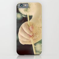 iPhone & iPod Case featuring Hold on. by hcase