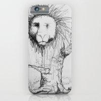 Lion Tree iPhone 6 Slim Case