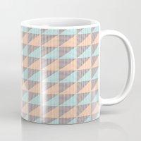 Triangles. Mug
