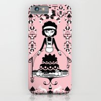 Lady Cake iPhone 6 Slim Case