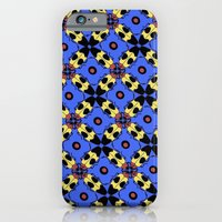 Beetles Pattern iPhone 6 Slim Case