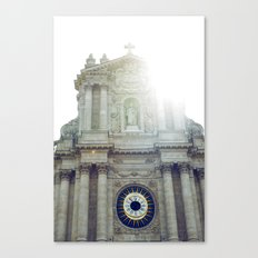 Eglise Saint Paul, Le Marais, Paris II Canvas Print