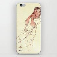 Crooked Creek #4 iPhone & iPod Skin
