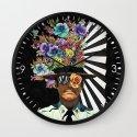 Zimbardo Wall Clock