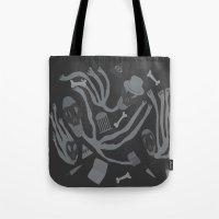 Lost Souls Tote Bag