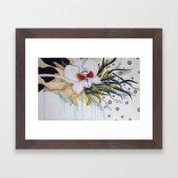 A Cornucopia of Sharp Delights Framed Art Print