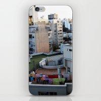 Urban Landscape 01 iPhone & iPod Skin