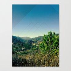 Cozy Dell Canvas Print