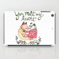 Melt My Heart iPad Case