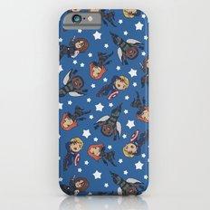 ragtag american dream team! [blue] iPhone 6 Slim Case