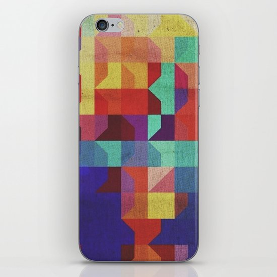 quartier iPhone & iPod Skin