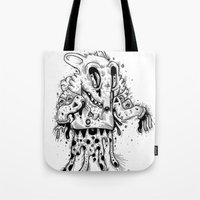 Happy Madness Tote Bag