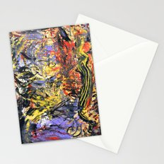 Parachutes 00' Stationery Cards