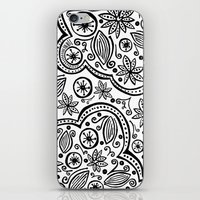 Pattern Cloud iPhone & iPod Skin
