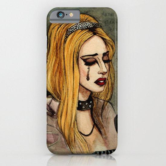 Princess Die iPhone & iPod Case