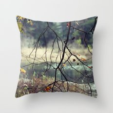 Naked Throw Pillow