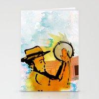 El Plenero Stationery Cards