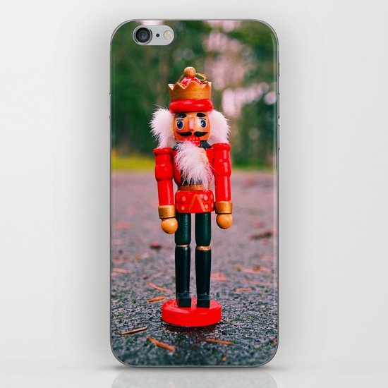 South Park  nutcracker iPhone & iPod Skin