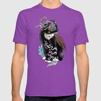 Black Magic Mens Fitted Tee Ultraviolet SMALL