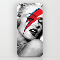 Marilyn Sane iPhone & iPod Skin