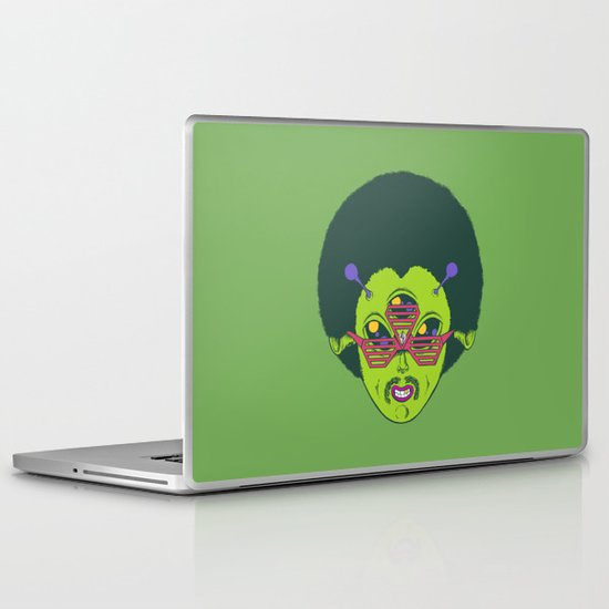 I Believe ... Laptop & iPad Skin