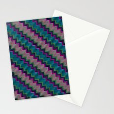 Pixel Stack no.2 Stationery Cards