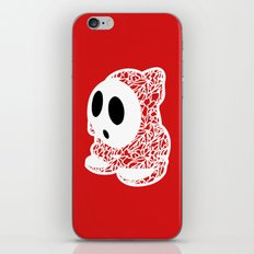 ShyGuy #CrackedOutBadGuys iPhone & iPod Skin